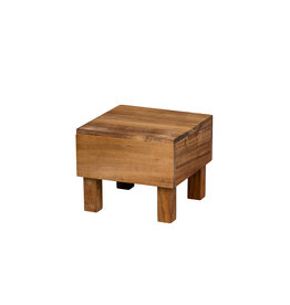 Stylepoint Wooden tray acacia 18X18X15