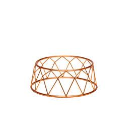 Stylepoint Buffet verhoger kroon bronze 25X12X10