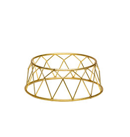Stylepoint Buffet verhoger kroon goud 25X12X10