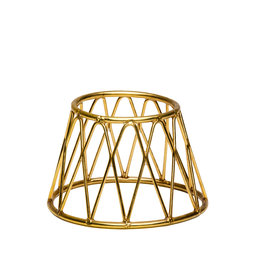 Stylepoint Buffet verhoger kroon goud 15X10X10