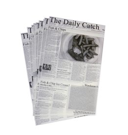 Stylepoint LUX410 Vetvrij papier'The Daily Catch'20x27cm 500x