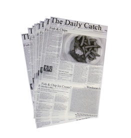 Stylepoint LUX310 Vetvrij papier 'Daily Catch' 27x42 cm 500st