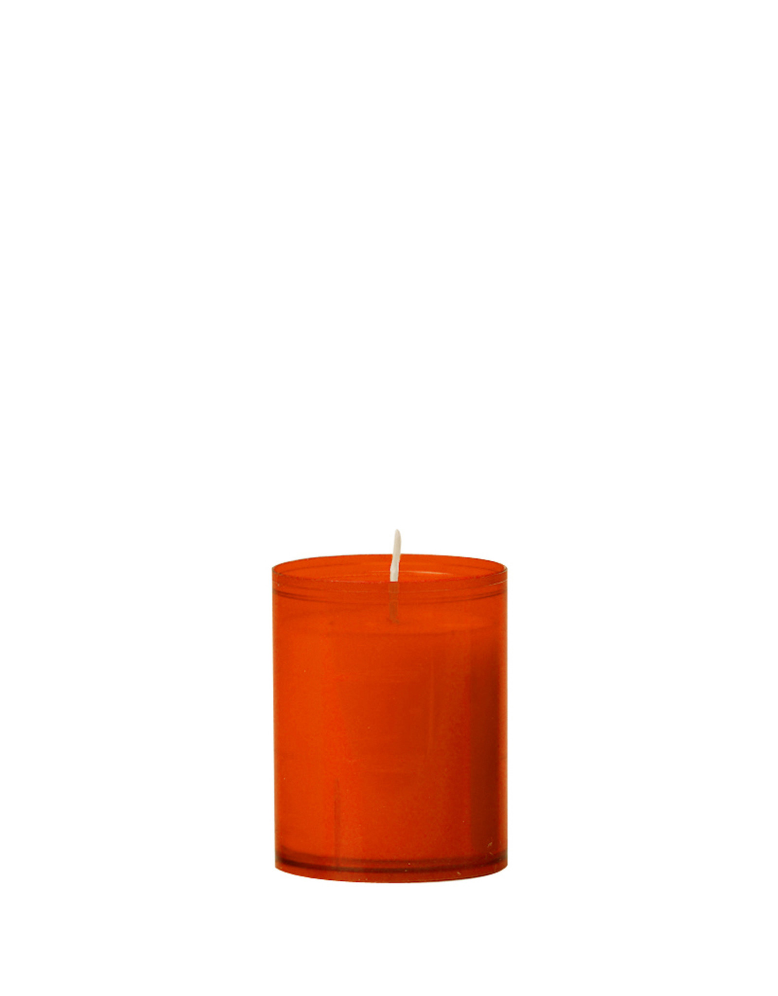 Stylepoint 24-uurs refill kaars oranje (60/doos)
