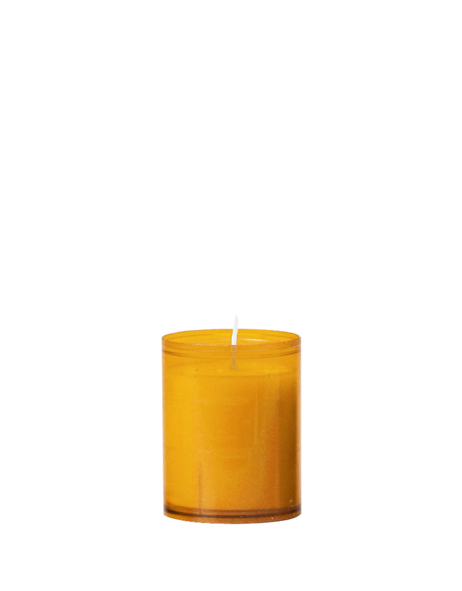 Stylepoint 24-uurs refill kaars amber (60/doos)