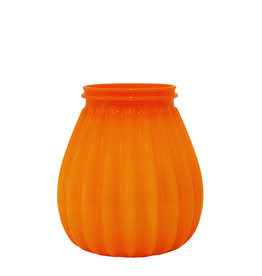 Stylepoint 65-hours terrace candle plastic orange