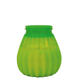 Stylepoint 65-hours terrace candle plastic green