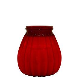 Stylepoint 65-uurs terraskaars kunststof rood