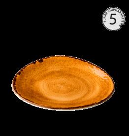 Stylepoint Jersey bord driehoek Oranje 17 cm