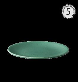 Stylepoint Tinto bord mat groen 22,8 cm