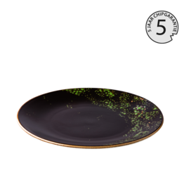 Stylepoint Amazone Jungle green coupe plate 27,5 cm