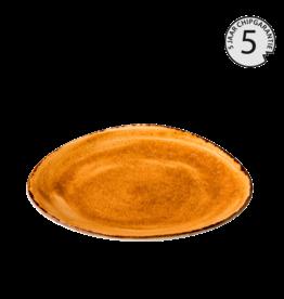 Stylepoint Jersey bord driehoek Oranje 27 cm