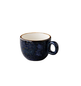 Stylepoint Jersey koffiekop stapelbaar blauw 160 ml