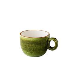 Stylepoint Jersey koffiekop stapelbaar groen 160 ml