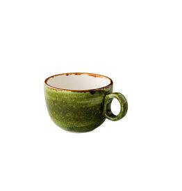 Stylepoint Jersey latte/thee kop stapelbaar groen 350 ml
