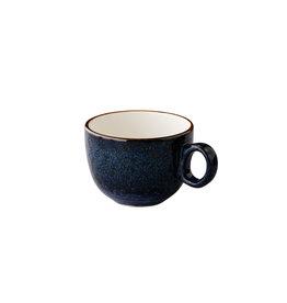 Stylepoint Jersey latte/thee kop stapelbaar blauw 350 ml