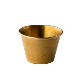 Stylepoint RVS Ramekin goud 80 ml