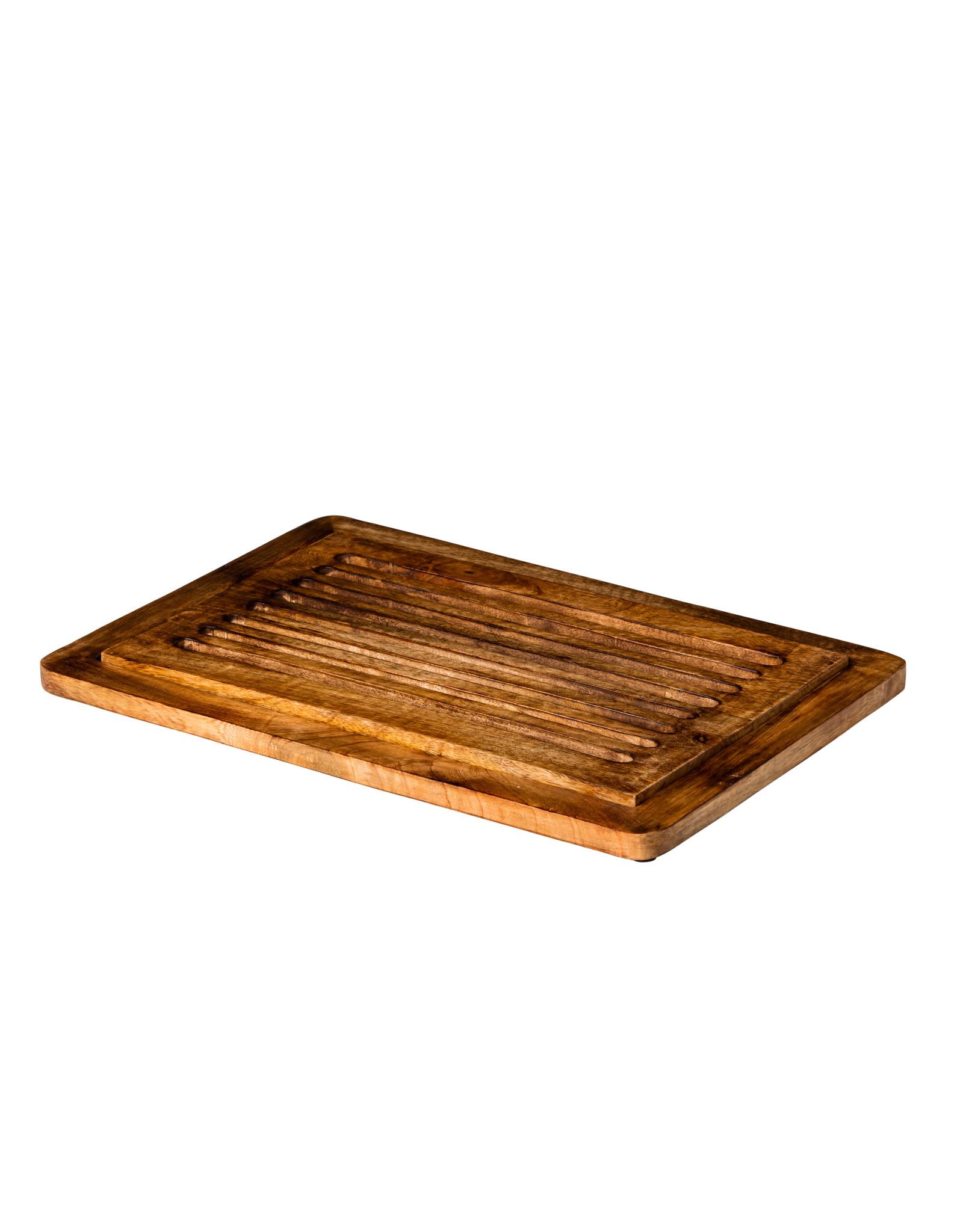 Stylepoint Houten brood snijplank 48x32x2 cm