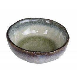 Tokyo Design Studio Yamasaku Organic Glassy Green kom 8.2x3cm