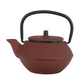 Teaclassix Arare theepot 0,35 ltr, rood