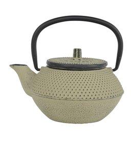 Teaclassix Arare theepot 0,35 ltr, grijsgroen