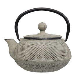 Teaclassix Arare theepot 0,60 ltr, grijsgroen