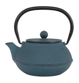 Teaclassix Arare theepot 0,80 ltr, blauw