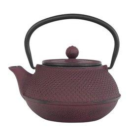 Teaclassix Arare theepot 0,80 ltr, fuchsia