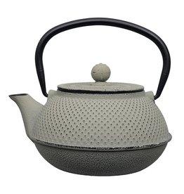 Teaclassix Arare theepot 0,80 ltr, grijsgroen