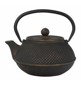 Teaclassix Arare theepot 0,80 ltr, goud