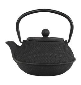 Teaclassix Arare theepot 0,80 ltr, zwart