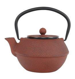 Teaclassix Arare theepot 1,10 ltr, rood