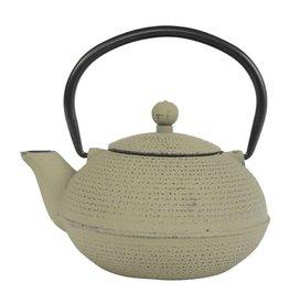 Teaclassix Ganzou theepot 0,50 ltr, grijsgroen
