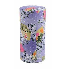 Tokyo Design Studio Theeblik, inox binnenkant 7.5x15.5cm 200g paars