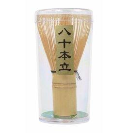 Tokyo Design Studio Japanse Matcha borsteltje 6x6x11.4cm bamboo