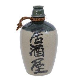 Tokyo Design Studio Sake fles Deco 19cm