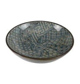 Tokyo Design Studio Sojasausschoteltje Suishaya 10.2x2.5cm blauw