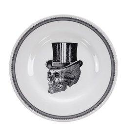 Tokyo Design Studio Skull Design Bord 21x2cm, Top Hat
