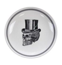 Tokyo Design Studio Skull Design Kom 24,5x3,5cm, Top Hat