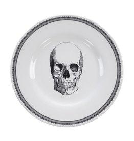 Tokyo Design Studio Skull Design Bord 21x2cm, Bald Skull