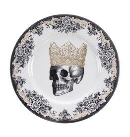 Tokyo Design Studio Skull Design Bord 28x2,3cm, Crown