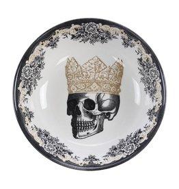 Tokyo Design Studio Skull Design Kom 19x5cm, Crown