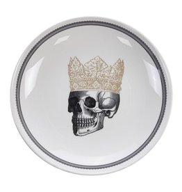 Tokyo Design Studio Skull Design Kom 24,5x3,5cm, Crown