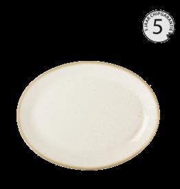 Stylepoint Ovaal bord Seasons Oatmeal 30,5 cm