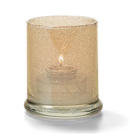 Stylepoint Cilinder glas breed onderstel champ. 7,6 x 9 cm