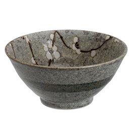 Tokyo Design Studio Grey Soshun Bowl 13x6cm 350ml