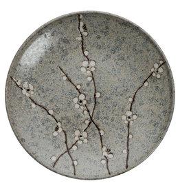 Tokyo Design Studio Grey Soshun Plate 25.5cm