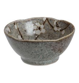 Tokyo Design Studio Grey Soshun Bowl 9x4cm 100ml