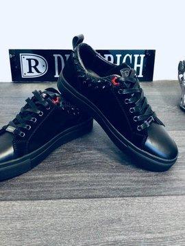 D-Rich Low dean spike sneakers