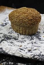 Verwenbroodje donker Meergranen 90% gebakken 130 gram, 2140601