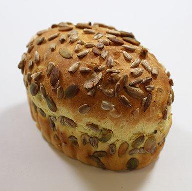 Verwenbroodje Pom pom 90% gebakken 130 gram, 2140605